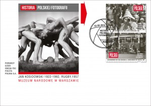 Historia Polskiej Fotografii Kosidowski koperta