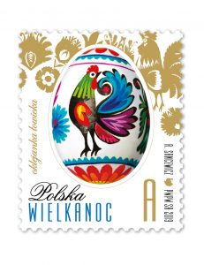 波兰3月18日发行2019复活节邮票