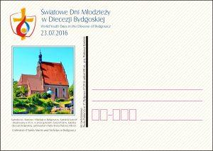 ŚDM - kartka Bydgoszcz(1)
