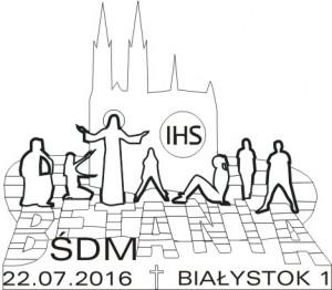 Datownik ŚDM Białystok1