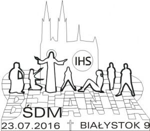 Datownik ŚDM Białystok9