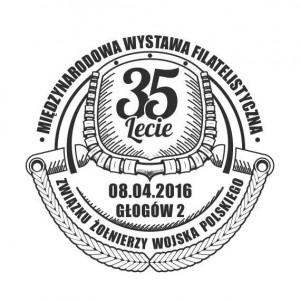 Datownik okolicznościowy 08.04.2016 Wrocław