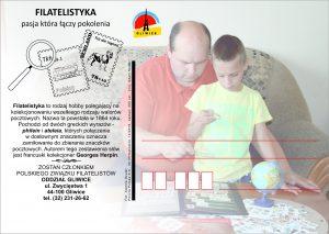 FILATELISTYKA ... - kartka