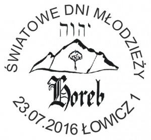 datownik ŚDM Łowicz 1