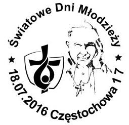 datownik ŚDM Częstochowa 17