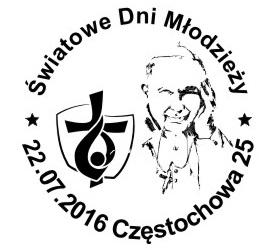 datownik ŚDM Częstochowa 25