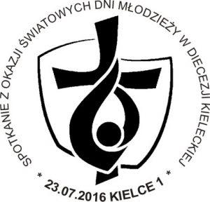 datownik ŚDM Kielce 1