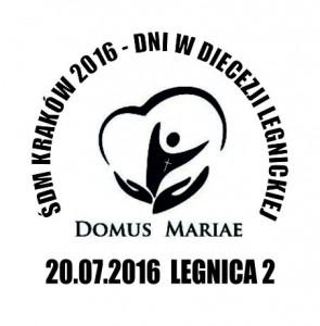 datownik ŚDM Legnica 2