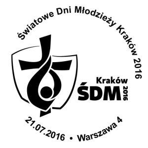datownik ŚDM Warszawa 4