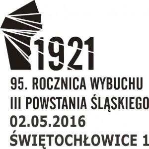 datownik okolicznościowy 02.05.2016 Katowice