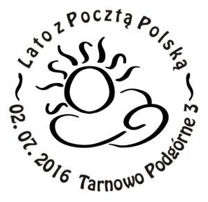 datownik okolicznościowy 02.07.2016 Poznań
