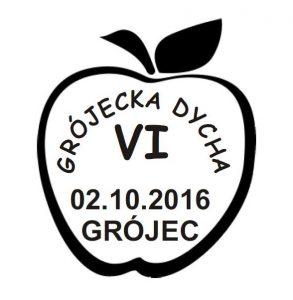 datownik okolicznościowy 02.10.2016 Warszawa