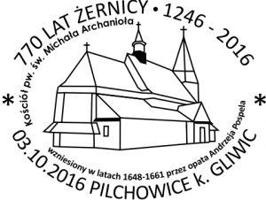 datownik okolicznościowy 03.10.2016 Katowice