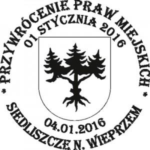 datownik okolicznościowy 04.01.2015 Lublin