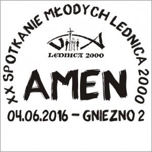 datownik okolicznościowy 04.06.2016 Poznań