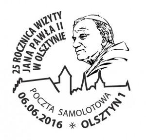 datownik okolicznościowy 06.06.2016 Bydgoszcz