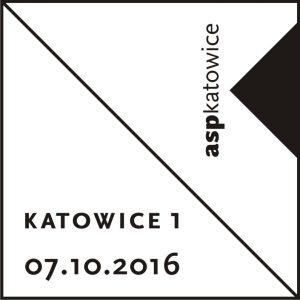 datownik okolicznościowy 07.10.2016 Katowice