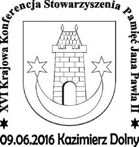 datownik okolicznościowy 09.06.2016 Lublin