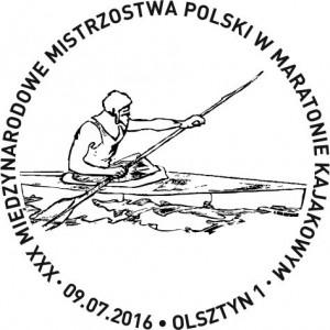 datownik okolicznościowy 09.07.2016 Bydgoszcz
