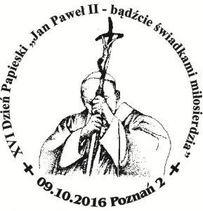 datownik okolicznościowy 09.10.2016 Poznań