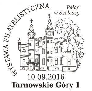 datownik okolicznościowy 10.09.2016 Katowice