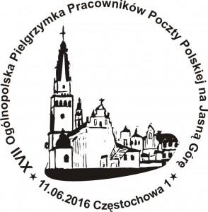 datownik okolicznościowy 11.06.2016 Katowice