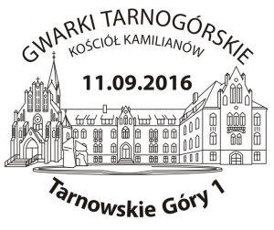 datownik okolicznościowy 11.09.2016 Katowice