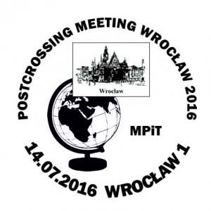 datownik okolicznościowy 14.07.2016 Wrocław