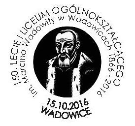 datownik okolicznościowy 15.10.2016 Kraków