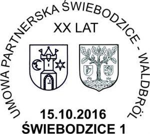 datownik okolicznościowy 15.10.2016 Wrocław