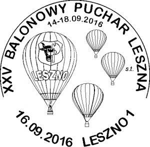 datownik okolicznościowy 16.09.2016 Poznań