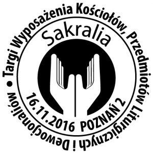 datownik okolicznościowy 16.11.2016 Poznań