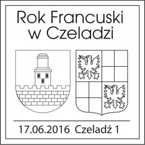 datownik okolicznościowy 17.06.2016 Katowice