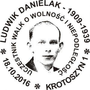 datownik okolicznościowy 18.10.2016 Poznań