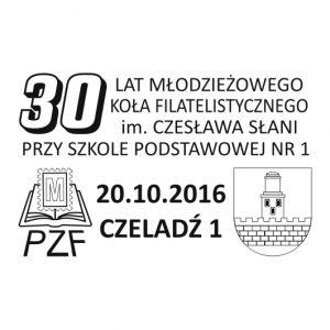 datownik okolicznościowy 20.10.2016 Katowice