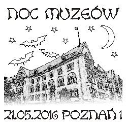 datownik okolicznościowy 21.05.2016 Poznań