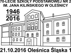datownik okolicznościowy 21.10.2016 Wrocław