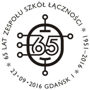 datownik okolicznościowy 23.09.2016 Gdańsk