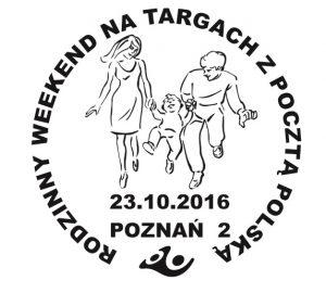 datownik okolicznościowy 23.10.2016 Poznań
