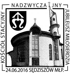 datownik okolicznościowy 24.06.2016 Kraków