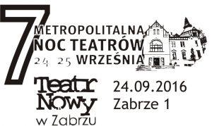 datownik okolicznościowy 24.09.2016 Katowice