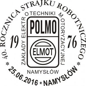 datownik okolicznościowy 25.06.2016 Katowice