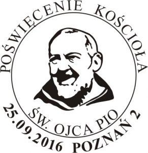 datownik okolicznościowy 25.09.2016 Poznań