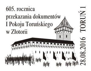 datownik okolicznościowy 28.08.2016 Bydgoszcz