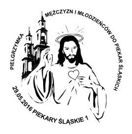 datownik okolicznościowy 29.05.2016 Katowice
