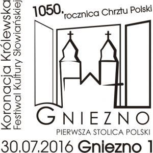 datownik okolicznościowy 30.07.2016 Poznań