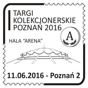 datownik okolicznościowy11.06.2016 Poznań
