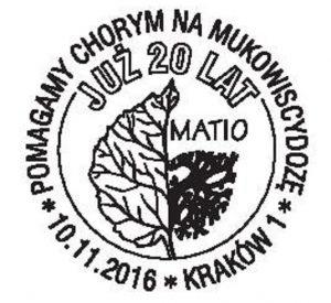 datownik okolicznosciowy 10.11.2016 Kraków