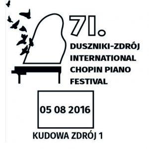 datownik stały ozdobny ze zminną datą 05.08.2016 Wrocław