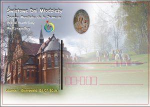 kartka ŚDM 37 Bydgoszcz